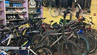 Как правильно выбрать велоспед игде его отремонтировать?
