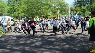 «Азимут» собрал почти 300 участников