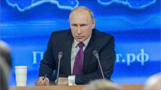 Владимир Путин обратится кгражданам страны всвязи сситуацией скоронавирусом