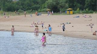 Пляжи Череповца начали готовить ккупальному сезону