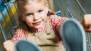 Как предотвратить детскую истерику вмагазине или наулице