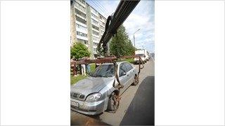 Почему машина простояла под окном три года