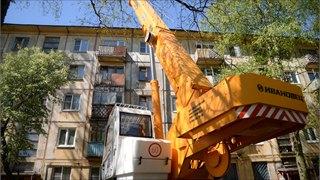 ВЧереповце завершаются капремонты вмногоквартирных домах