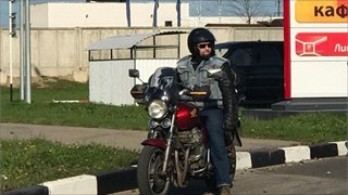 Мотоциклисты открывают сезон вЧереповце