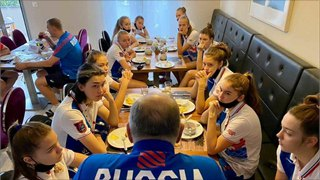 Череповчанки помогли сборной пройти вевропейский полуфинал