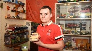 22-летний череповчанин превратил свою комнату вмузей советских игрушек
