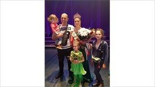 Дарья Салимова стала «мамой года»