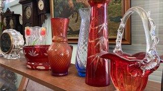 Засколько можно продать советский сервиз или хрустальную вазу? Выудивитесь!