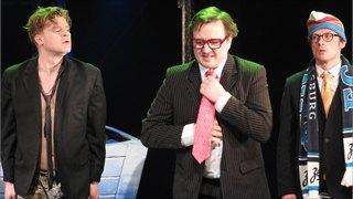 Актер Вологодского ТЮЗа Эдуард Аблавацкий стал Заслуженным артистом России