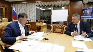 Вице-премьер поддержал стройку