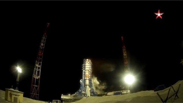 Скосмодрома Плесецк наорбиту Земли запустили военный космический аппарат