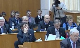 22депутата от«Единой России» войдут вобластной парламент Вологодчины