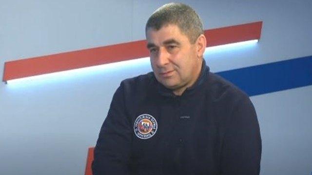 Дмитрий Санакоев: «Впервые закупальный сезон небыло ниодного несчастного случая наводе»
