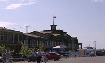 Пассажирский порт вЧереповце закрыли