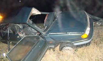 Три человека погибли ваварии натрассе вВологодском районе