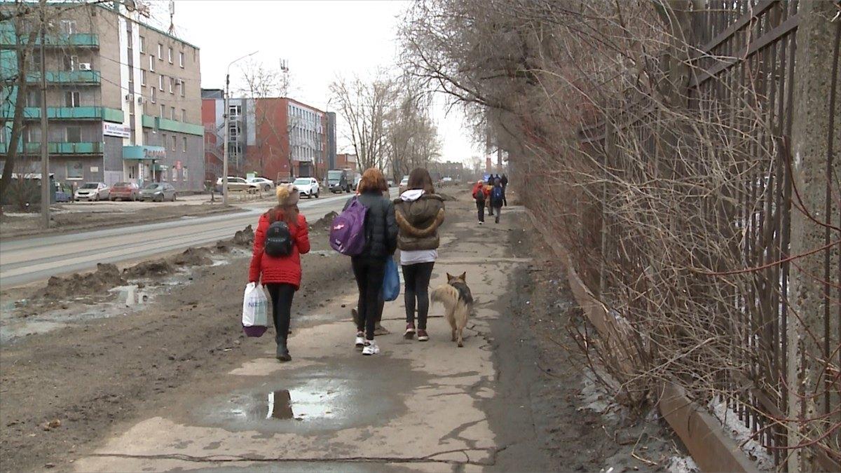 Масштабный ремонт тротуаров планируют начать вЧереповце