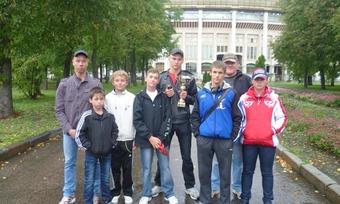 Череповчане стали призерами Всероссийских юношеских Игр боевых искусств.