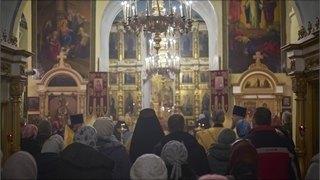 Вчера православные россияне начали поститься перед главным христианским праздником— Светлой Пасхой