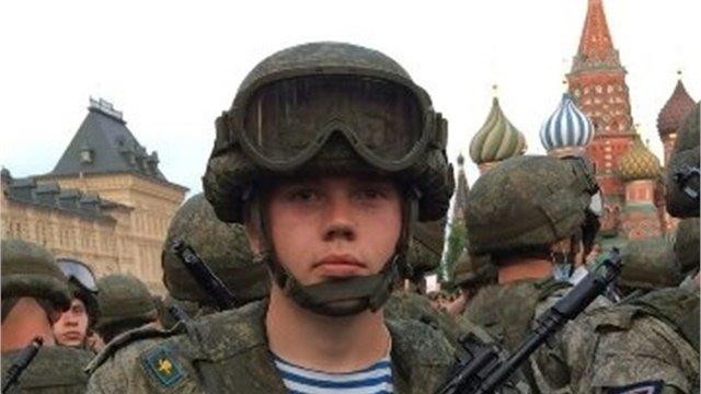 Двое жителей Вологодской области стали участниками парада Победы