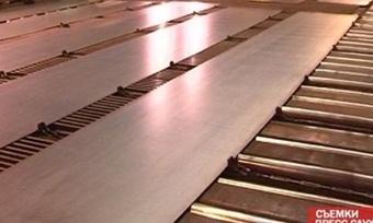 Изчереповецкого металла будут делать самосвалы