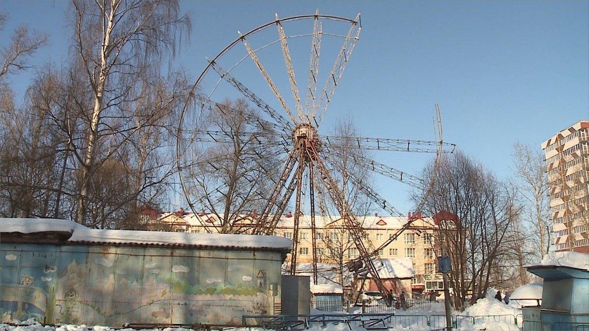 Арбитражный суд Вологодской области расторг договор аренды парка Ветеранов