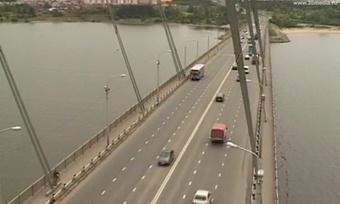 ВЧереповце появится ещё один вантовый мост