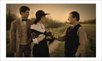 Вологжане собственными силами сняли уникальный фильм овизите Есенина вВологду