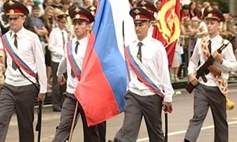 34новобранца внутренних войск приняли присягу вЧереповце