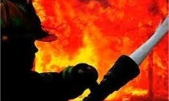 Частный деревянный дом горел накануне вВологде