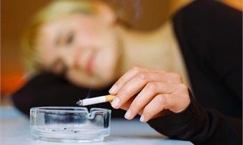 ВРоссии курят20% женщин
