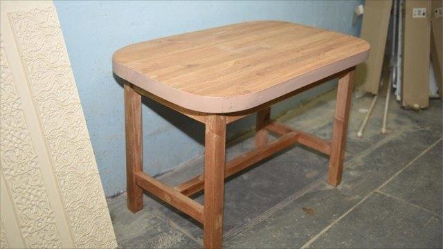 Как привести впорядок дачную мебель?