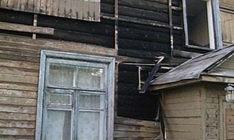 ВСоколе загорелся <nobr>8-квартирный</nobr> жилой дом