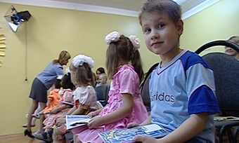 Некаждый ребёнок видит мир вярких красках