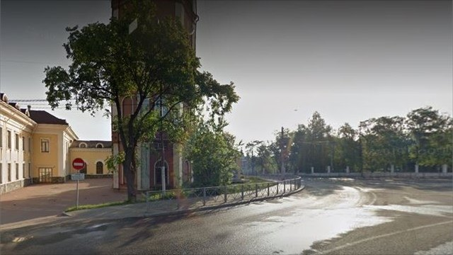 Здание бывшей водонапорной башни вцентре Вологды небудут приватизировать