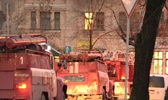 Семейная ссора вВологде закончилась пожаром