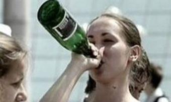 Детское пьянство процветает наВологодчине