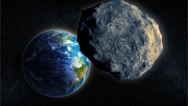 Сегодня рядом сЗемлей пролетит астероид