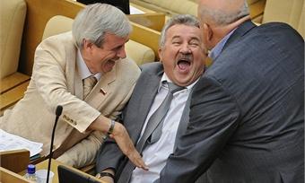 Член Общественной палаты предложил сократить зарплаты депутатам Госдумы