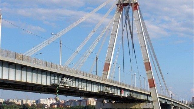 Деньги наремонт Октябрьского моста выделят изфедерального бюджета