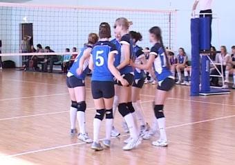ВЧереповце юные волейболистки разыграли Кубок Губернатора Вологодской области