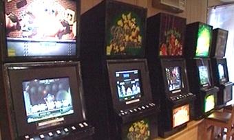 Изъятые игровые автоматы могут переехать вполиклиники