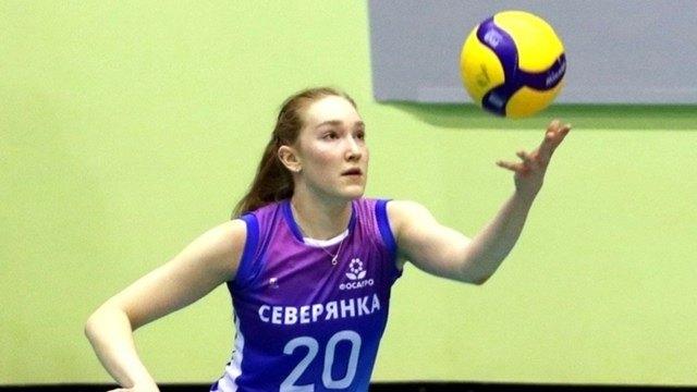 Чемпионка Европы среди девушек до17лет подписала контракт сВК«Северянка»