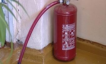 Пожарная безопасность— слабое место череповецких школ