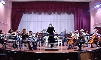Опера Рахманинова под аккомпанемент череповецкого симфонического оркестра