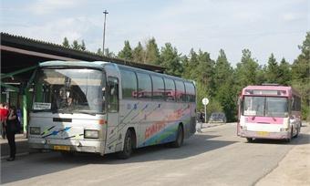 ВВологодской области сначала года закрыли 8районных автовокзалов