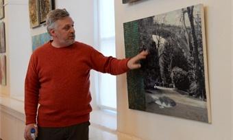 Выставка вЧереповце: «Летающие дамы» Радюка лечат мир отжестокости ичерствости