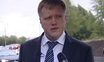 Мэр Череповца Юрий Кузин оценил ремонт наМатуринской