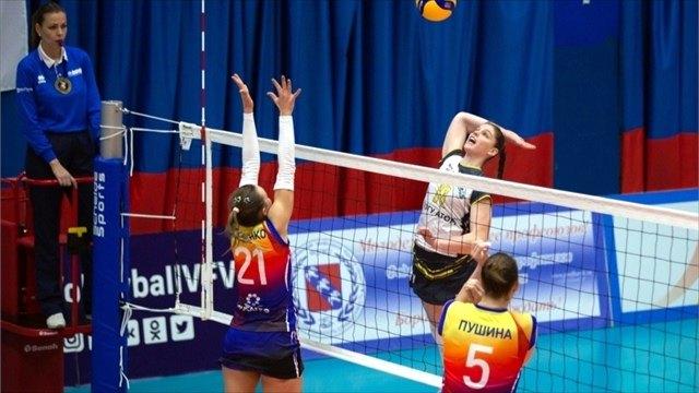 «Северянка» одержала восьмую победу подряд вВысшей лиге «А»
