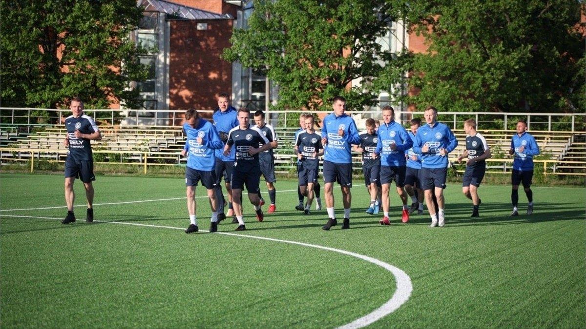 Футболисты «Динамо-Вологда» сегодня проведут первый гостевой поединок всезоне