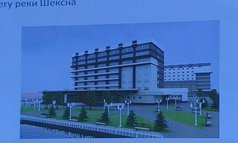 ВЧереповце появится пятизвездочная гостиница